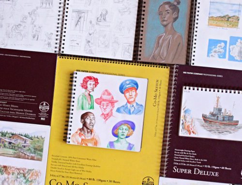 Divide and Conquer: Multiple Sketchbooks