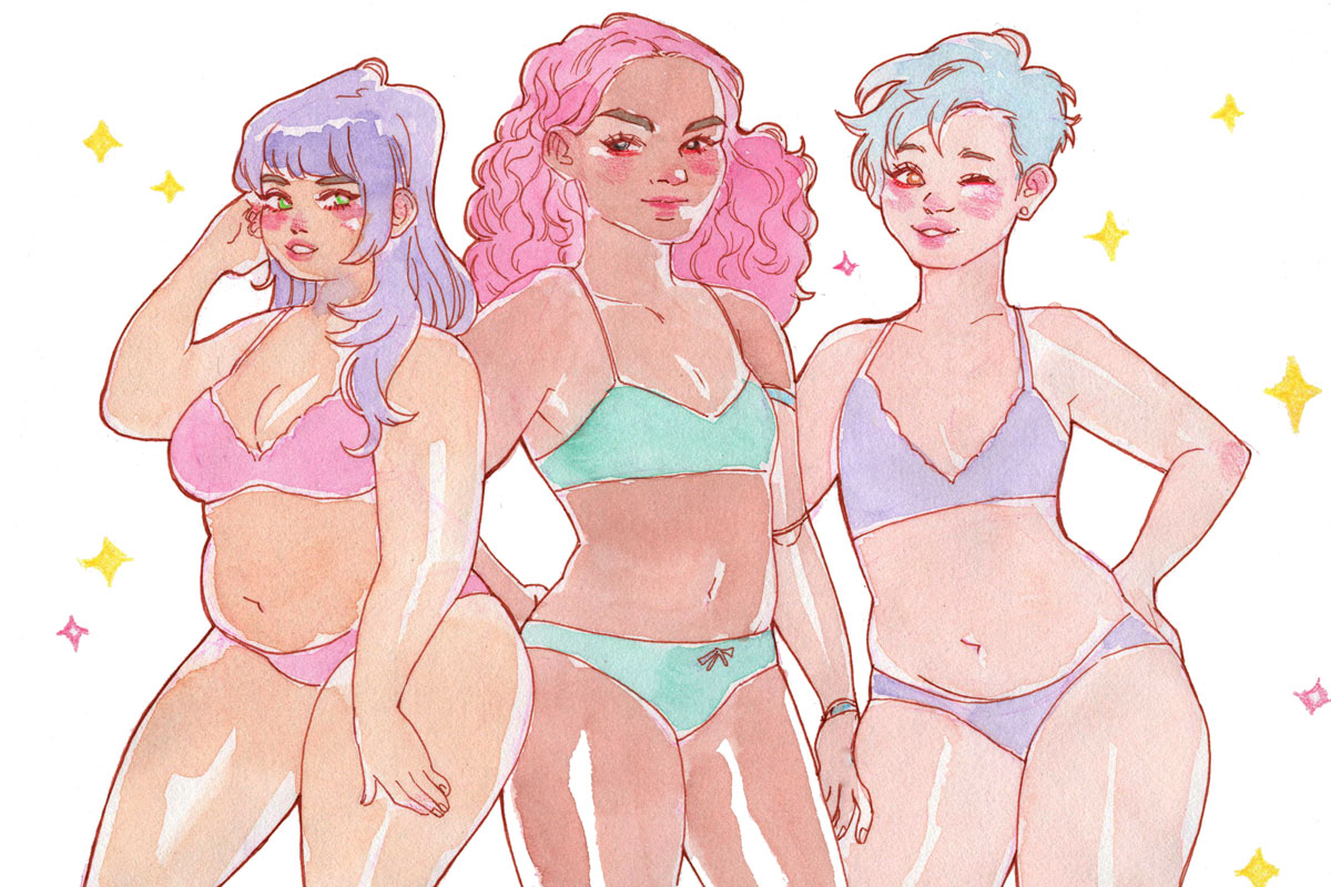 Why We Need Body Positive Art